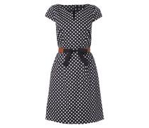 Kleid inklusive Taillengürtel zum Binden