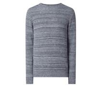Pullover aus Leinen-Baumwoll-Mix Modell 'Cheswick'