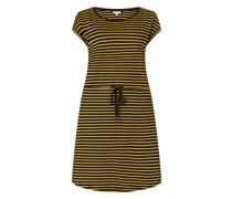 PLUS SIZE Jerseykleid aus Bio-Baumwolle Modell 'April'
