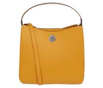Hobo Bag mit zwei Hauptfächern