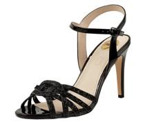 Sandalette mit Glitter-Effekt Modell 'Afterglow'