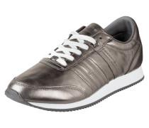 Sneaker 'Phoenix' aus Leder in Metallicoptik