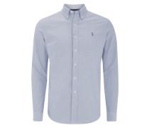 Hemd mit Button Down Kragen