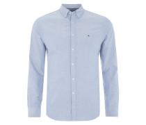 Modern Fit Freizeithemd mit Button Down Kragen