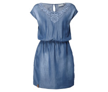 Kleid aus Lyocell-Baumwoll-Mix