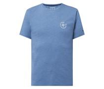 T-Shirt mit Logo Modell 'Chris'