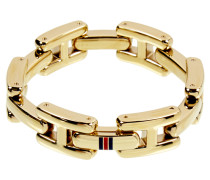 Armband aus H-förmigen Gliedern