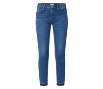 Slim Fit Jeans mit Stretch-Anteil Modell 'Alexa'