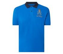 Regular Fit Poloshirt aus Piqué Modell 'Rudlef'