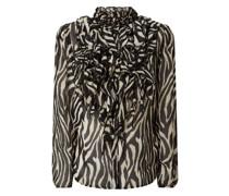 Bluse aus Chiffon Modell 'Lilly'