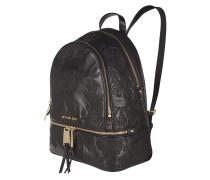 Rucksack aus Saffianoleder