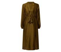 Kleid aus Satin Modell 'Julee'