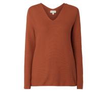 Pullover aus Organic Cotton