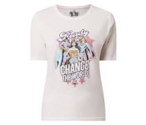 T-Shirt aus Bio-Baumwolle Modell 'Justice'