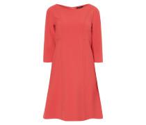 Kleid in A-Linie mit Dreiviertel-Ärmeln