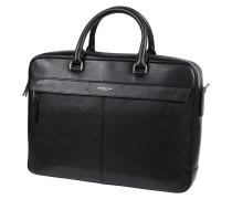 Messenger Bag aus echtem Leder