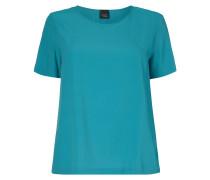 PLUS SIZE - Blusenshirt mit Seide-Anteil