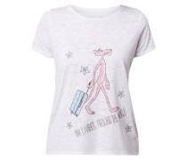 T-Shirt mit Pink Panther©-Print