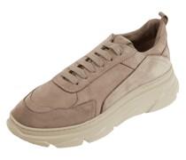 Plateau-Sneaker aus Veloursleder Modell 'CPH40'