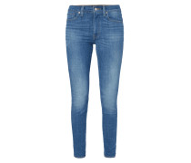 Mile High - Stone Washed Super Skinny Highwaist Jeans