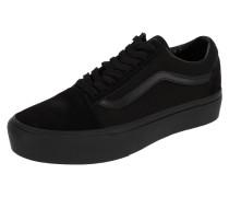 Sneaker 'Old Skool Platform' aus Leder und Textil