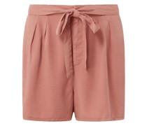 PLUS SIZE Shorts aus Lyocell Modell 'Mia'