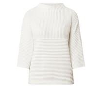 Pullover aus Bio-Baumwollmischung Modell 'Nuirmelin'
