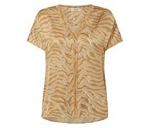 Blusenshirt aus Viskose Modell 'Ariana'