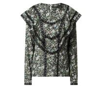 Blusenshirt mit floralem Muster Modell 'Liona'