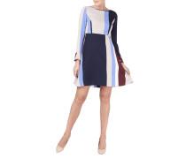Kleid in mehrfarbigem Design