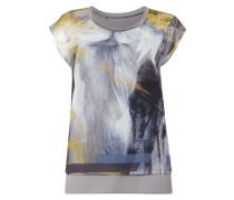 PLUS SIZE - Shirt mit grafischem Muster