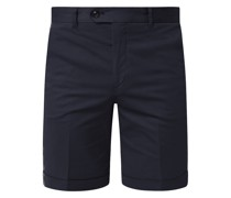 Chino-Shorts mit Stretch-Anteil Modell 'Russel Cole'