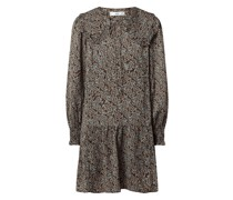 Kleid mit Paisley-Muster Modell 'Kido'