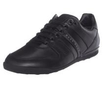 Sneaker 'Arkansas_Lowp_It' aus beschichtetem Leder