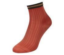 Socken aus Viskosemischung Modell 'Sporty Reina'