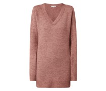 Pullover mit Woll-Anteil Modell 'Cleo'