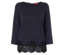 Pullover aus Seide-Baumwoll-Mix