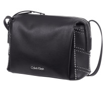 Crossbody Bag mit Nietenbesatz