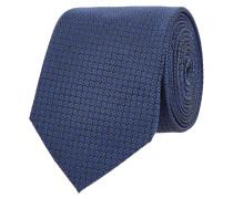 Krawatte mit Punkte-Dessin