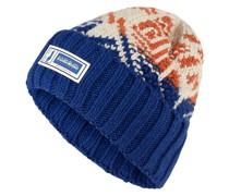 Mütze mit Norweger-Muster Modell 'Fori'