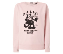 Sweatshirt mit Felix the Cat©-Print