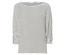 Blusenshirt mit Karree-Ausschnitt