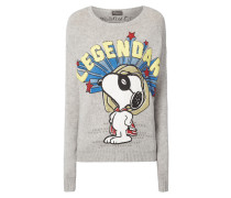 Pullover mit Snoopy©-Print