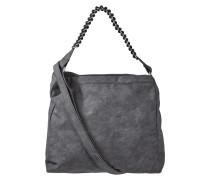 Hobo Bag mit Reißverschluss
