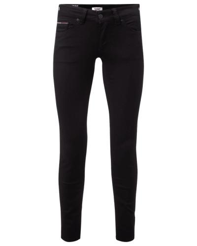 Skinny Fit 5-Pocket-Jeans aus Coloured Denim