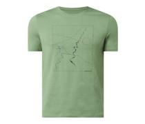 T-Shirt aus Bio-Baumwolle Modell 'Jaames'