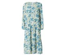 Kleid aus Chiffon 'Ruffle'