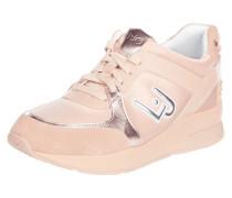Sneaker Wedges 'Miranda' mit Ziersteinbesatz