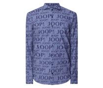 Slim Fit Business-Hemd mit Stretch-Anteil Modell 'Pajos'