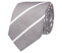 Krawatte mit Seide-Anteil